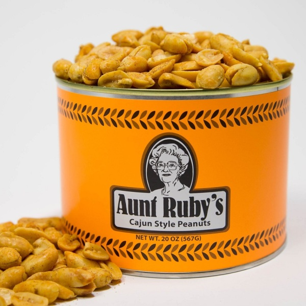 Cajun Style Peanuts