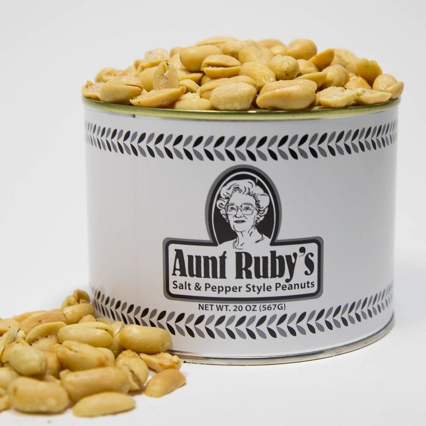Salt And Pepper Style Peanuts Peanuts Aunt Ruby S