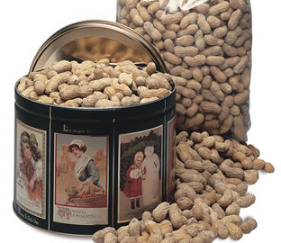 Unshelled Peanuts Gourmet Peanuts In The Shell