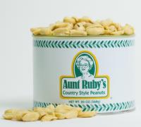 20 oz. Tin of Lightly Salted Peanuts