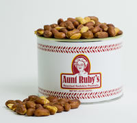 20 oz. Tin of Redskin Peanuts