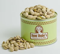 1 lb. Tin of Pistachios